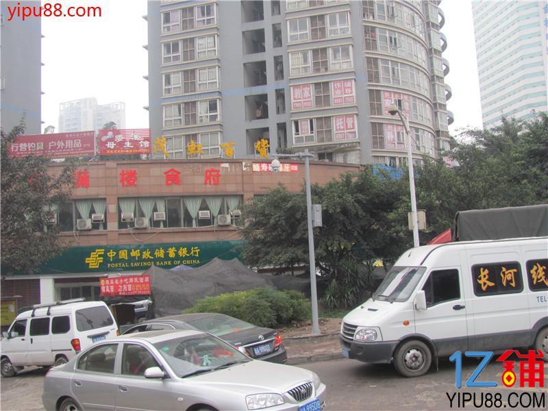 九龙坡区石桥铺医院旁100㎡汤锅店优转