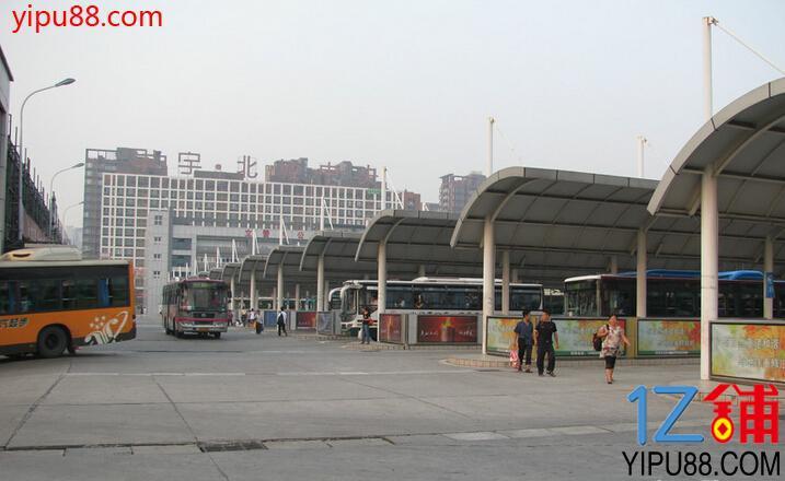火车北站 轨道旺铺 热销 门面 升值潜力无限  旺