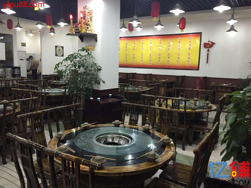 江北黄泥磅盈利中餐店转型转让