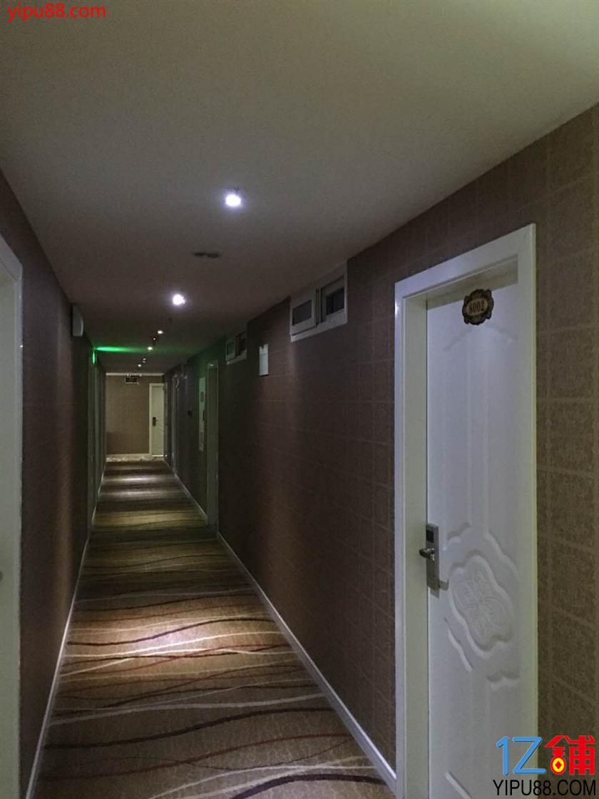 南坪会展中心盈利商务酒店超低急转