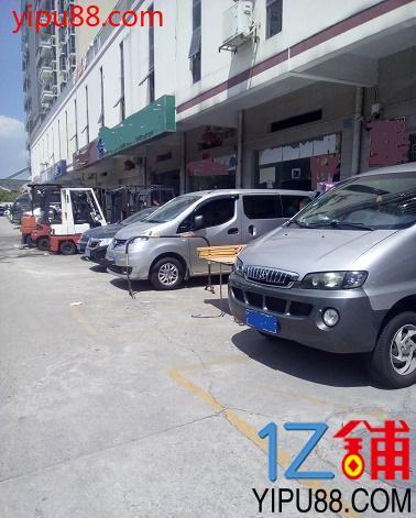 出售福永路边临街商铺,148平方送装修,返租3年