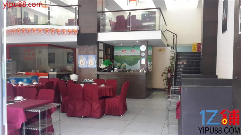 公交旁旺铺转让可做火锅川菜湘菜等餐饮业也可以空转