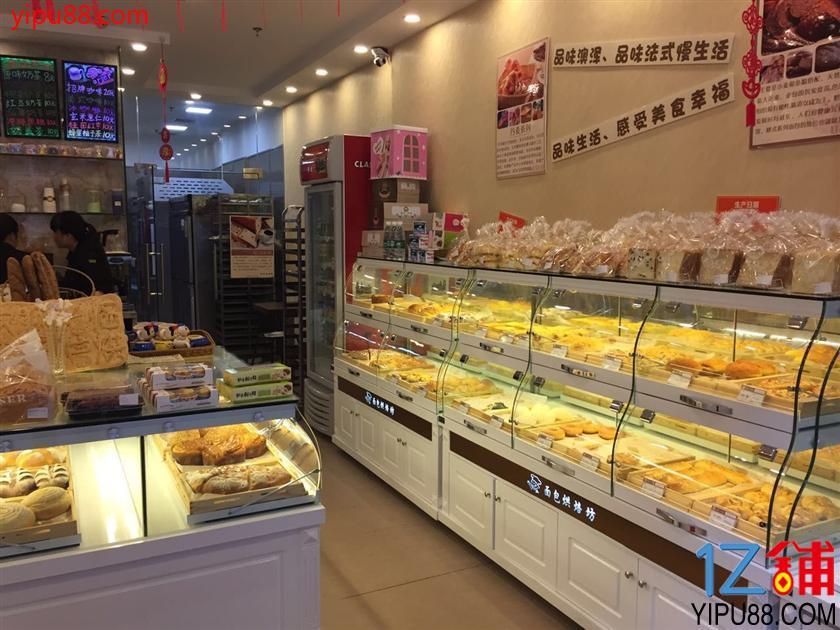 红岭中学全新品牌烘焙店可空转