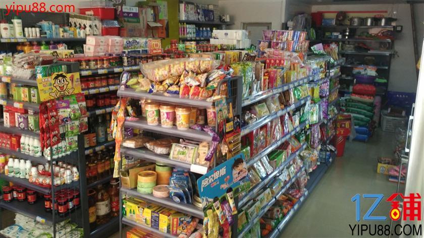 无月租压力现月盈利两万的生活超市转让