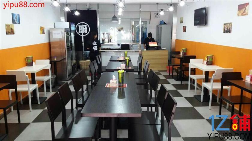 龙岗中心城沃尔玛购物广场旁餐饮旺铺转让