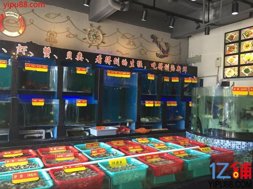 龙华中心区高档音乐海鲜餐厅转让