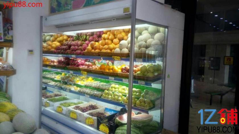 康桥 布吉盈利48平方水果店转让