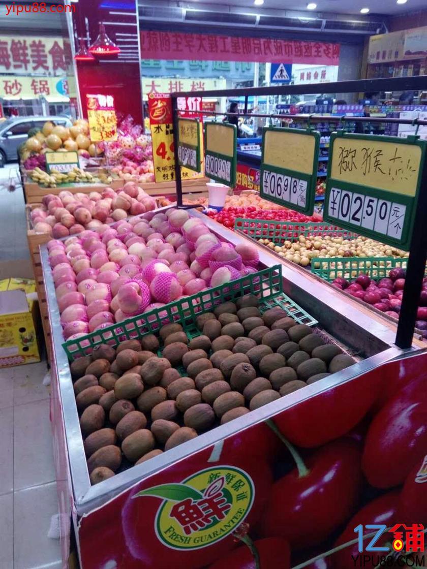 转让宝安福永140平方米超市
