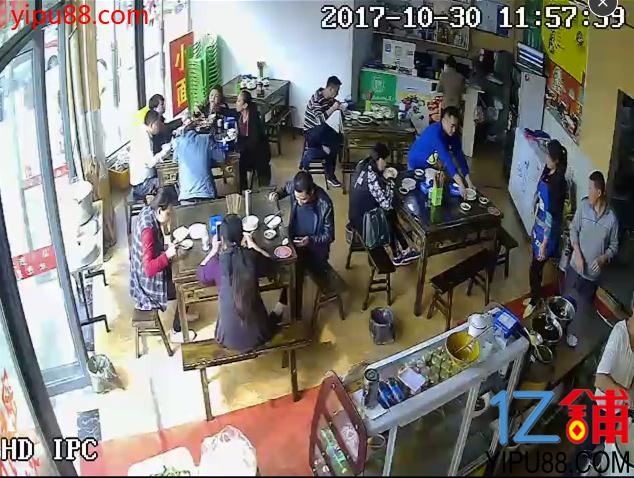 木耳公租房十字路口转角门市(转租)