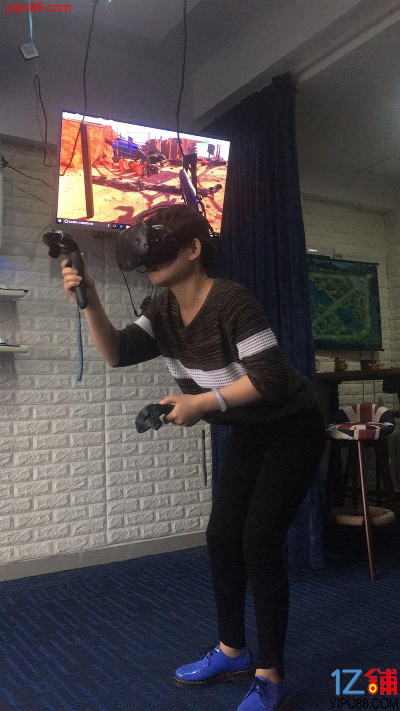 南坪万达盈利VR俱乐部转让