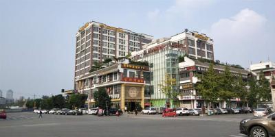 温江主城区国色天香旁边酒店物业出租