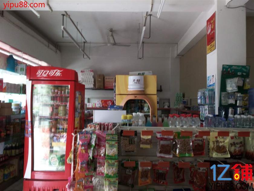 成熟小区临街90㎡超市转让
