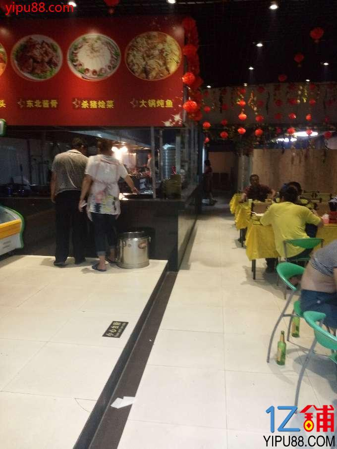 江北223㎡特色餐饮门面转让