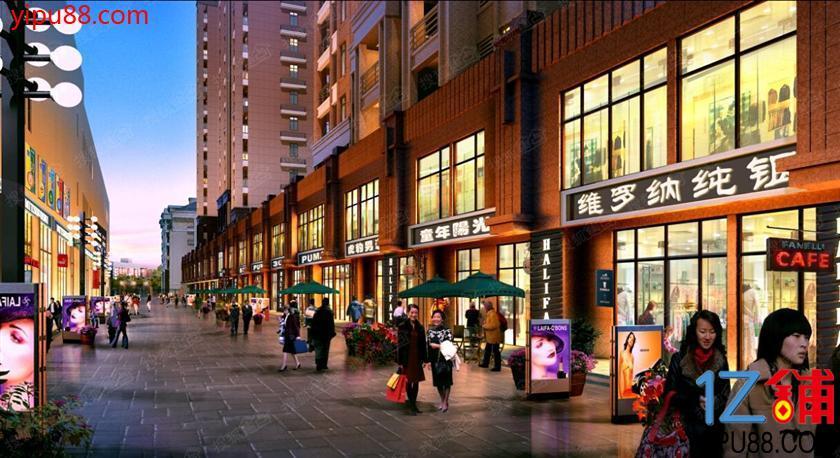 川沙20平米商业街卖场商铺出租