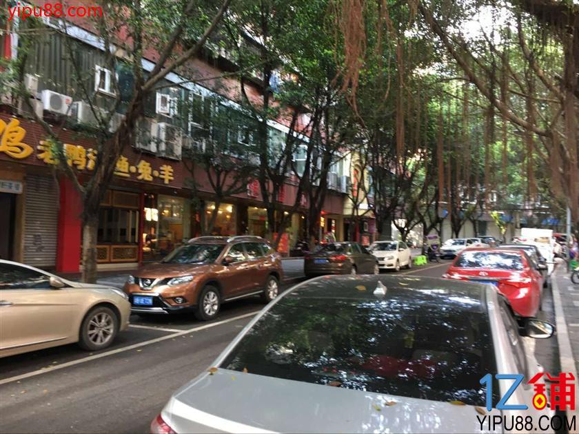 餐饮一条街300平米特色餐馆底价急转