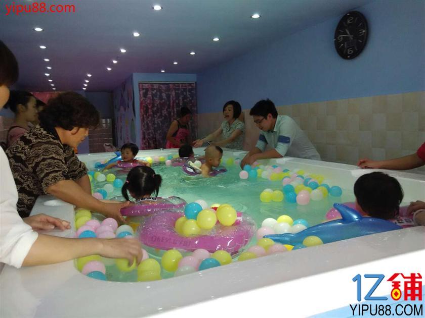 急急急,大型社区独家经营婴儿游泳馆转让