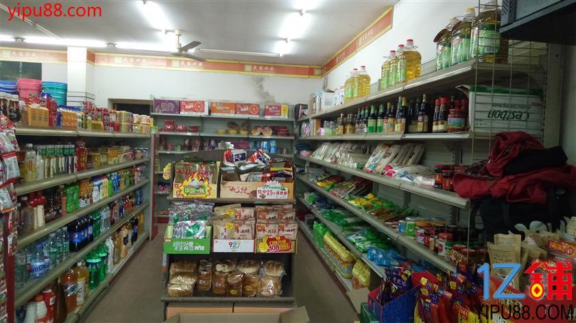 成熟小区90㎡临街超市转让