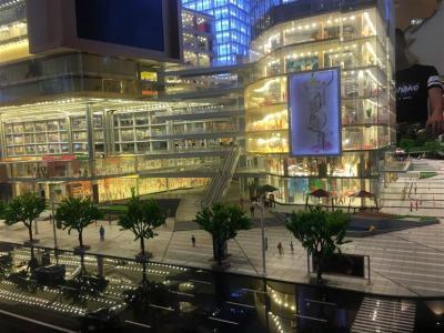 重庆市 九龙坡推杨家坪商圈与解放碑商圈、观音桥商圈