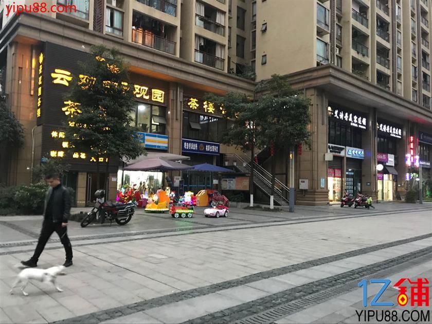 观音桥九街500㎡茶餐厅低价急转(行业不限)