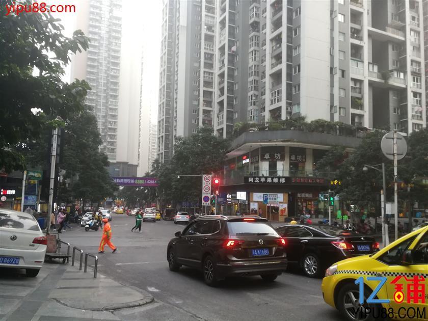 南坪步行街800㎡精装餐饮门面低价转让了!(25方天然气)
