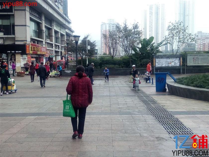 江北商圈临街门面跳楼价急转(行业不限)