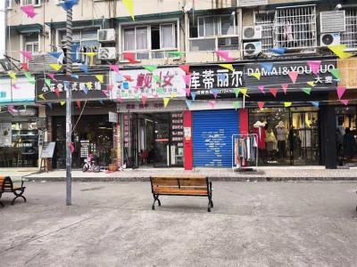 成熟小区商业街26㎡美甲纹绣店优价转让(可空转,除重油烟外)