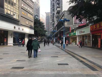 学校步行街50㎡冷饮店转让!