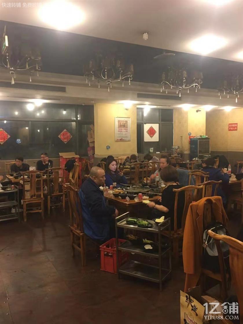 餐饮一条街三通火锅店带货6万急转(可空转行业不限)