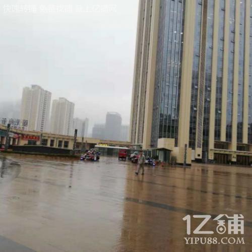 金阳麒龙商务港3间门面房东直租