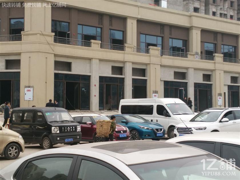 重庆南岸区茶园万国城出售十字路口金铺