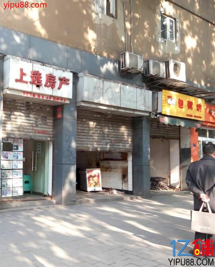 牛角沱70㎡旺铺出租出售(靠近公交站)行业不限