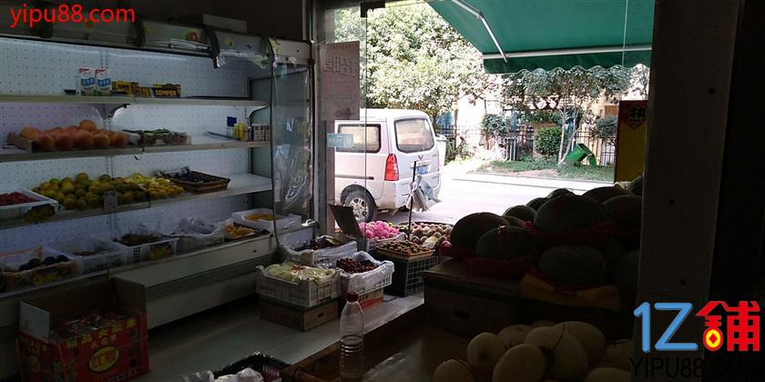 农贸市场旁4个门头拐角超市转让!