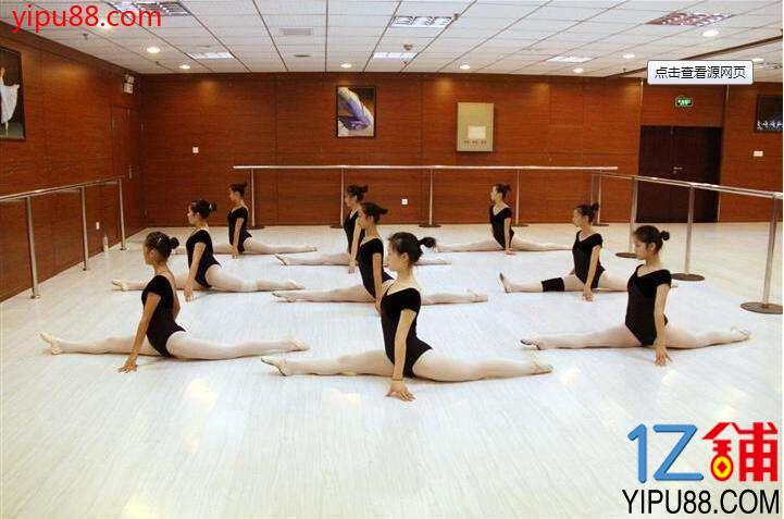 带生源90人翻倍盈利舞蹈培训机构转让(可联营)