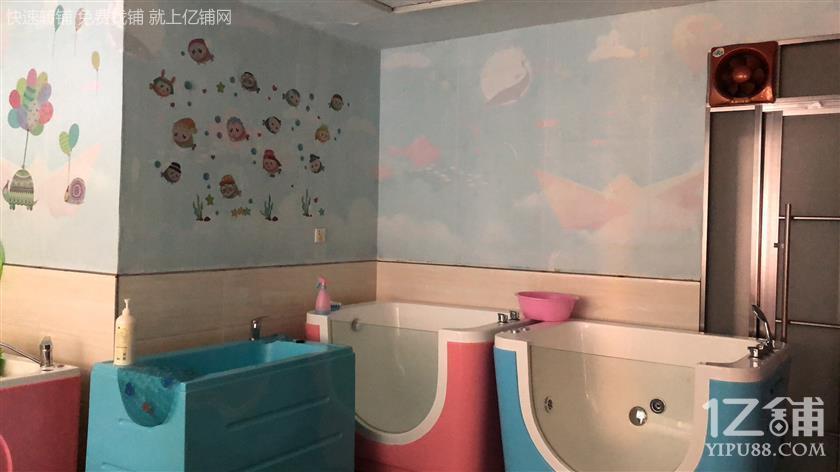 红十字妇幼医院旁105㎡母婴用品带游泳馆转让(无行业限制)