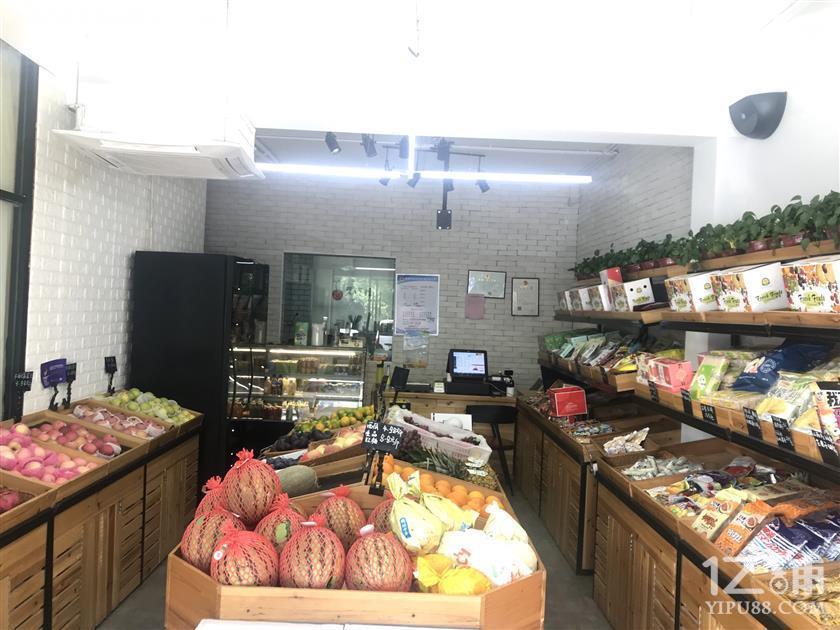 成熟小区40㎡水果零食店 低价急转(可空转)