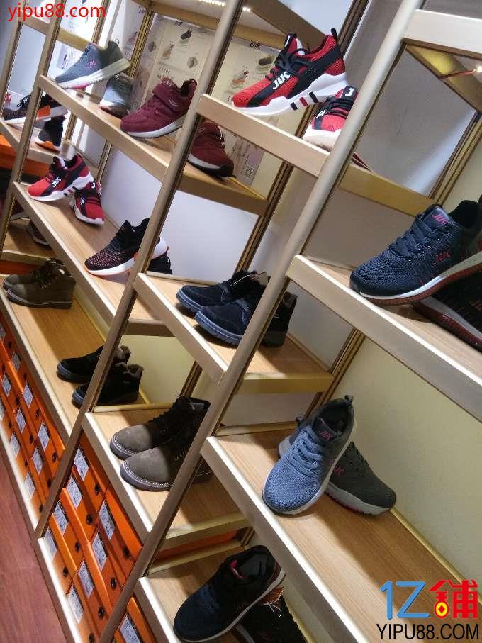 健步鞋店接手可经营