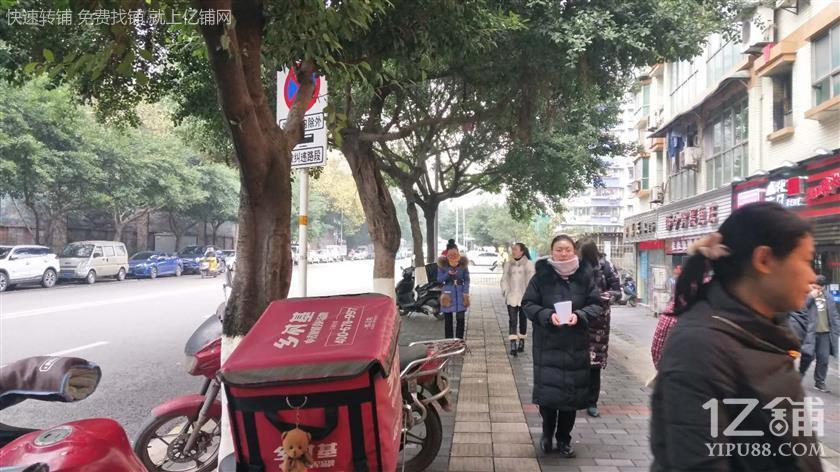 渝州路三通门面6.8万急转(适合各种行业,先到先得)