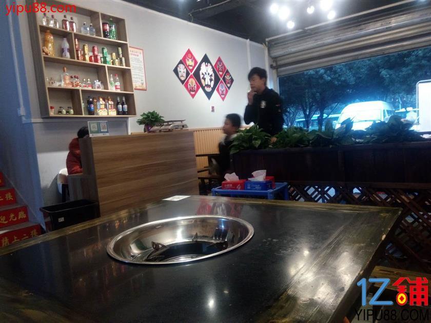 江北临街三通盈利品牌串串店转让