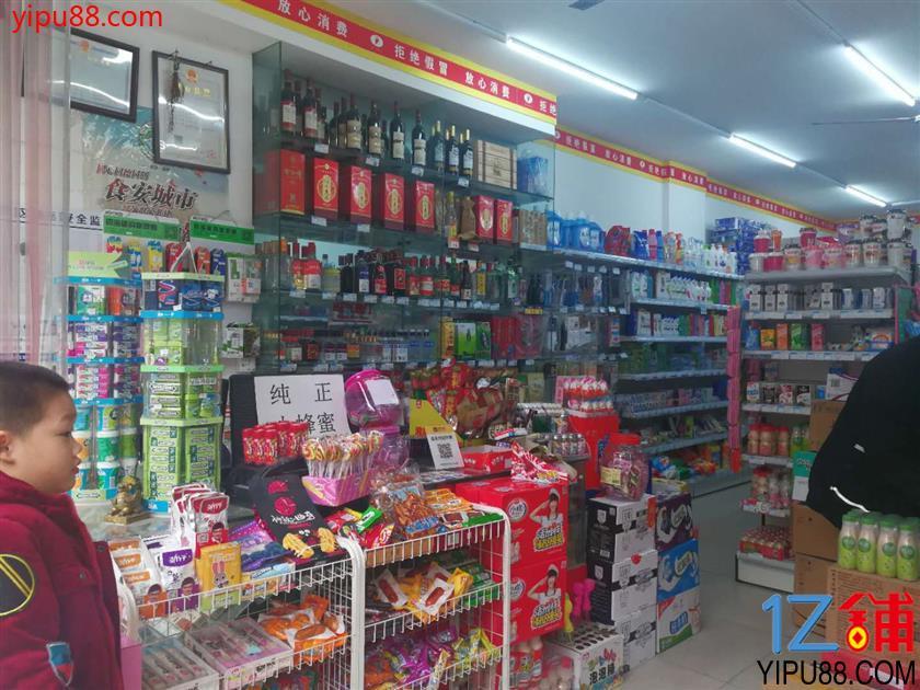 公交站台盈利超市转让(可空转)