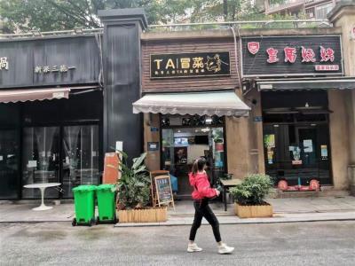 珠江太阳城临街餐馆5.2万忍痛转让