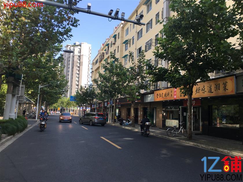 11米门宽   沿街重餐饮商铺(16m³天然气)