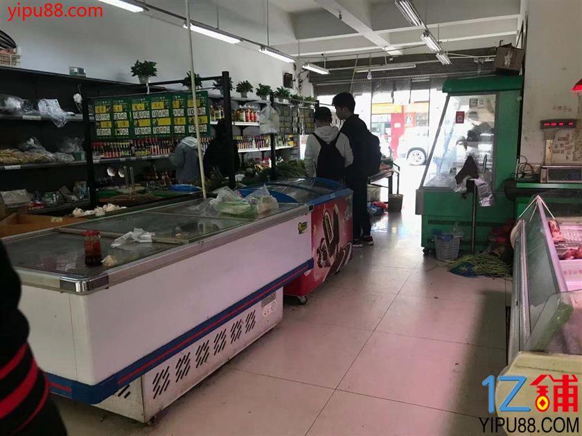 日营业额4000+生鲜超市转让