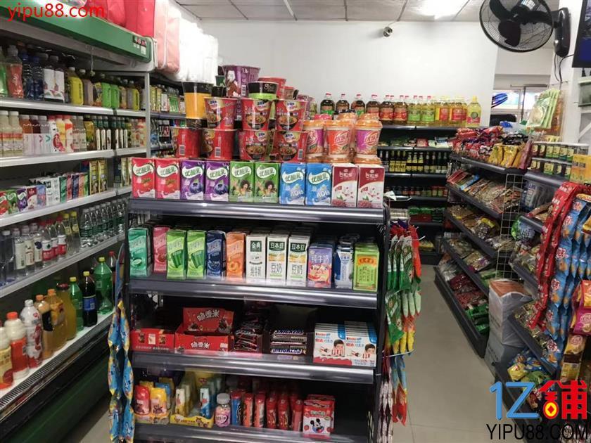 优价急转大型生鲜市场旁76㎡日营业额6000+超市