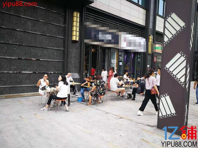 急急急转!市中心写字楼+万达影院快餐米线面馆 +天燃气