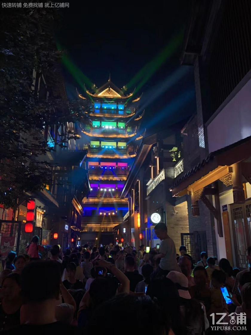 重庆西流沱网红小镇