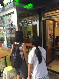 马当路地铁口有独立卫生间!奶茶 甜品 咖啡 美甲很