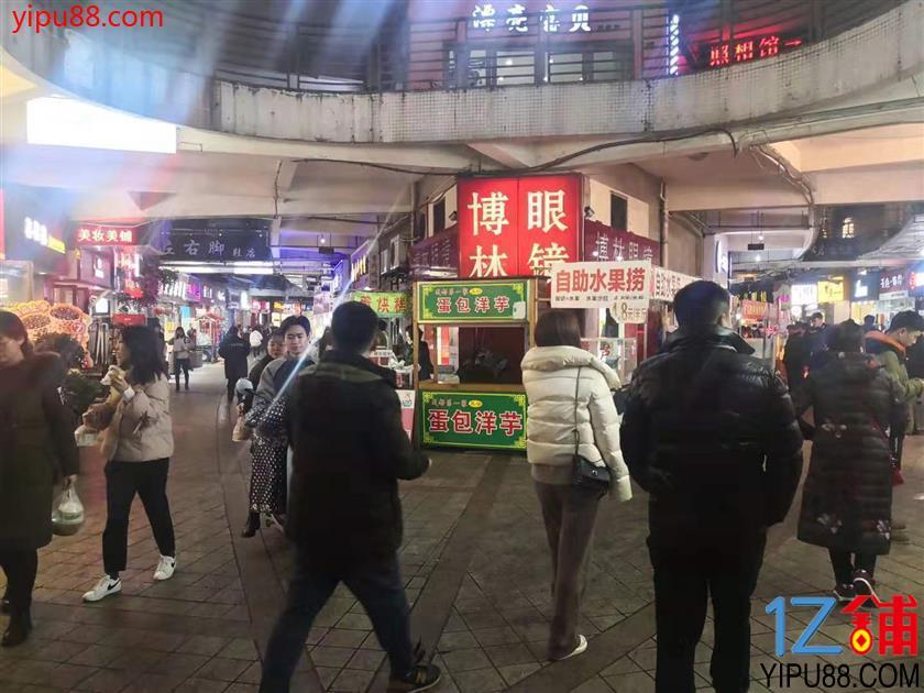 锦江 川师+4大成熟小区 低房租旺铺转让(带天然气)