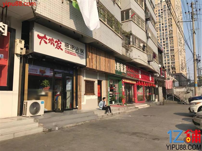 南湖路临街84㎡临街门面出租【房东直租】