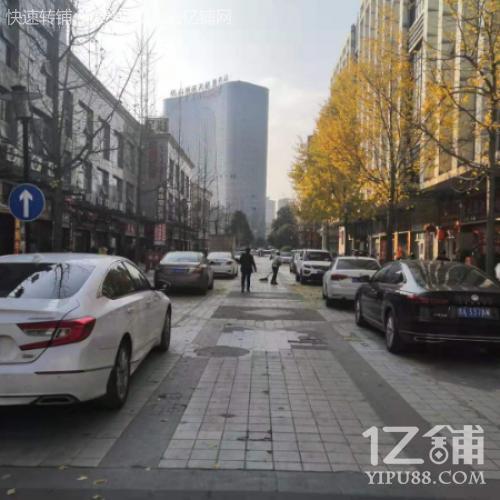 金阳红街经营多年旺铺转让