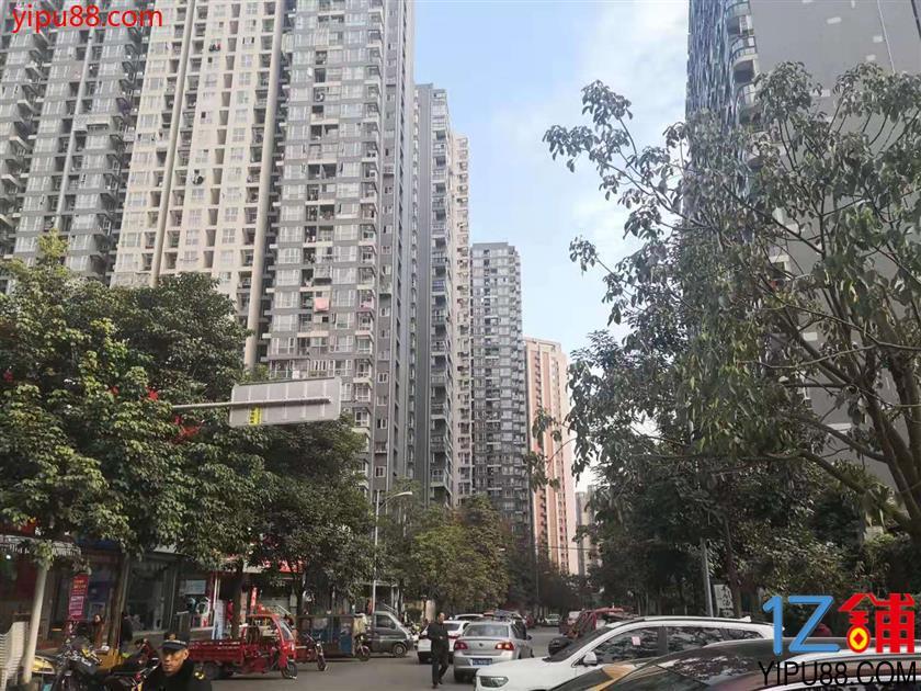 锦江 十几万人商圈  大型农贸市场旺铺转让(可空转)